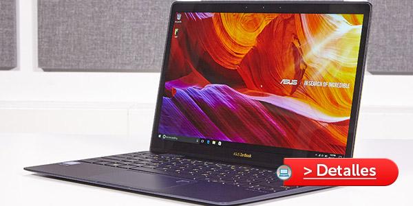 ASUS ZenBook 3 mejores ultrabooks