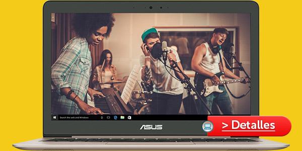 ASUS ZenBook UX310 mejores ultrabooks