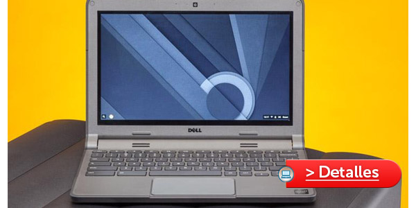 Dell Chromebook 11 mejor laptop dell para estudiantes