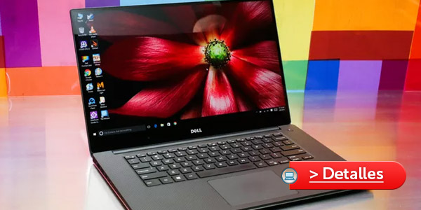 Dell XPS 15 mejor dell laptop