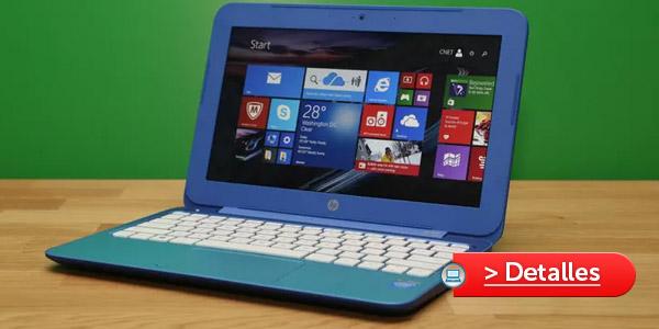 HP Stream 11 portatiles por menos de 200