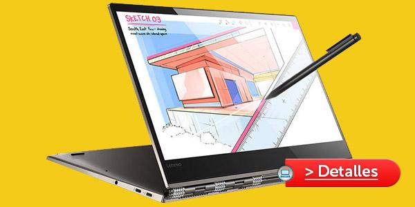 Lenovo Yoga 920 mejores ultrabooks